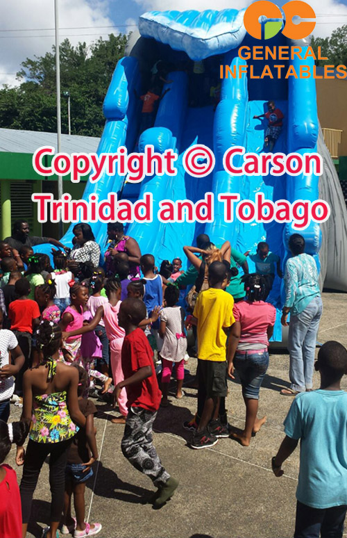 Carson from Trinidad and Tobago