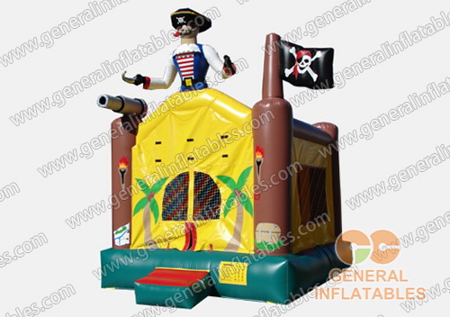 PIRATE BOUNCE