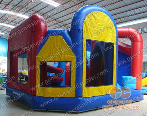 Obstacle Inflatable Bouncer
