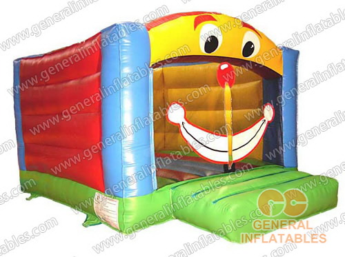 Clownaround jumping house