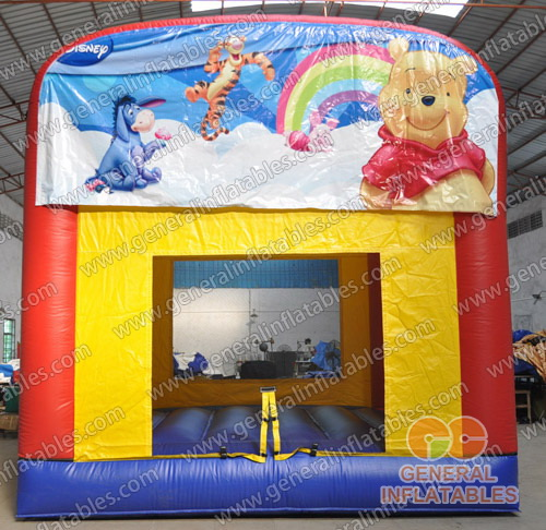 GB-236 Inflatable bouncer