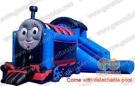 GB-275 Thomas train combo with detachable pool