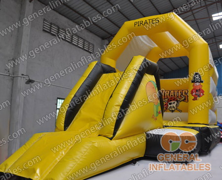 GB-285 Inflatable Pirates Combo