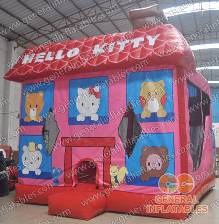 GB-298 Kitty bounce with slide combo