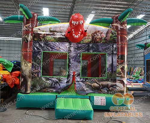 GB-425 Dinosaur bounce house