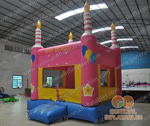 Inflatable Castles GC148 Birthday party bounce house General