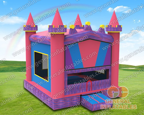GC-174 Pink bounce house