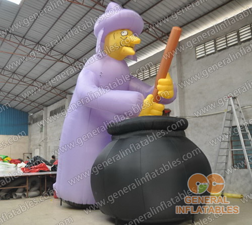 GCar-56 Inflatable Wizard