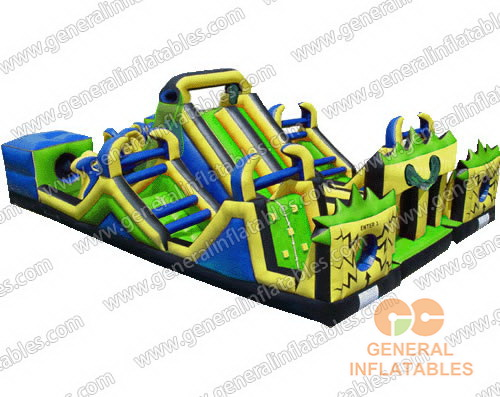 Inflatable obstacle course GF-5