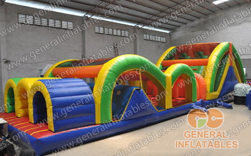 GO-102 Giant Obstacle Course