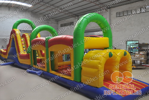 GO-104 Obstacle courses