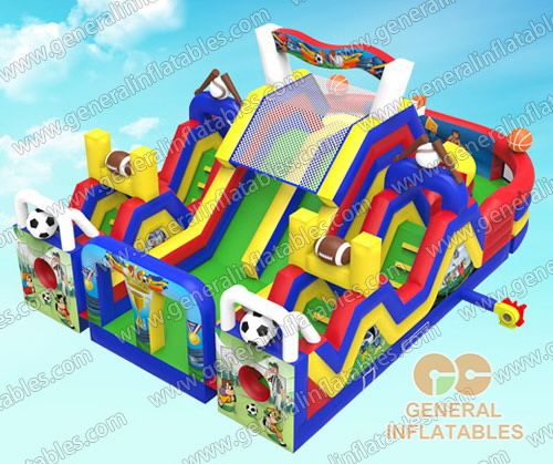 GO-142 Sport obstacle course