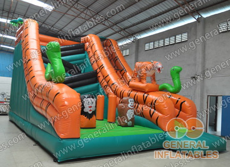 GS-191 Jungle Tiger slide