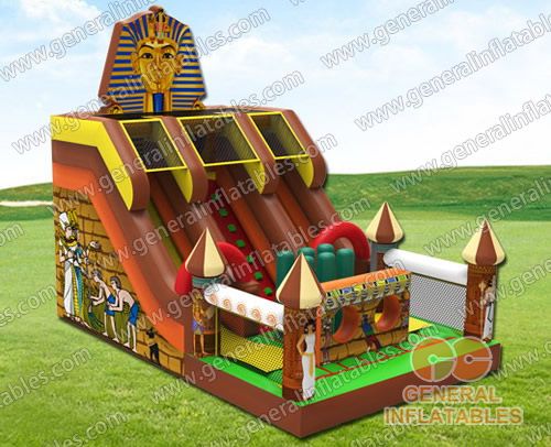 GS-246 Egyptian Pharaoh slide