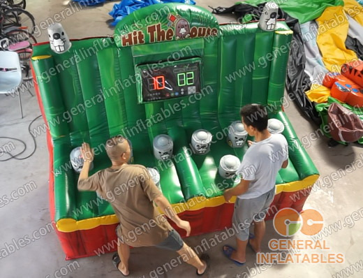 GSP-222 whack-a-mole Interactive play system