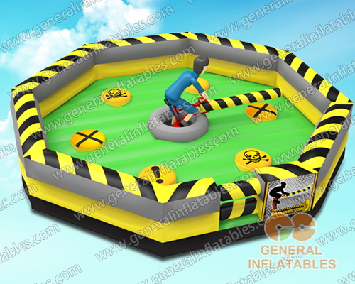 GSP-235 Inflatable Sweeper Game
