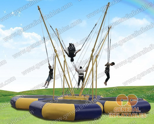 GSP-45 Giant trampoline