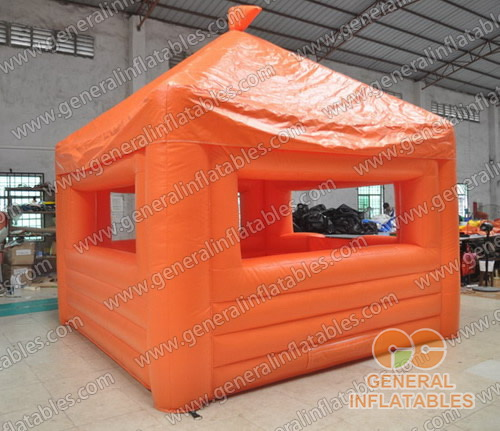 GTE-38 Inflatable booth