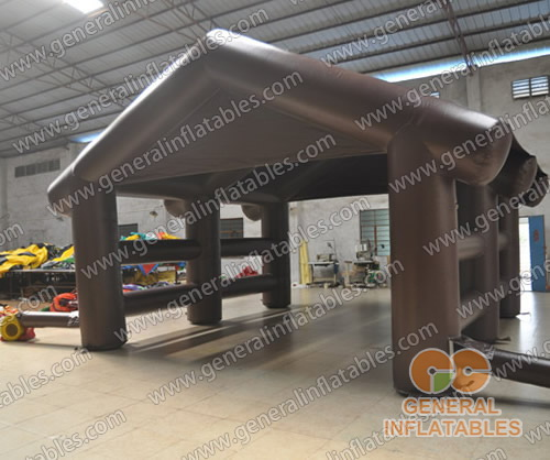 GTE-49 Inflatable tent