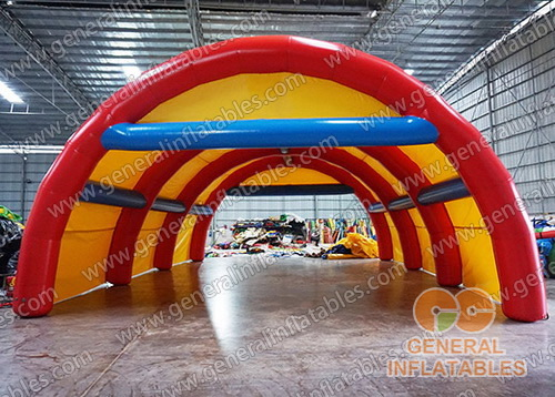 GTE-55 Inflatable airtight tent