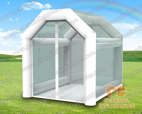 GTE-65 Disinfection tent with machine