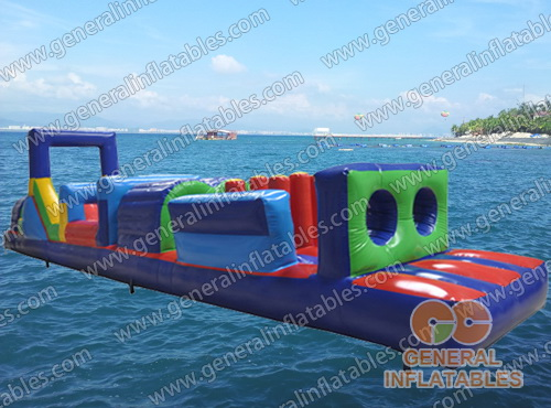 GW-112 Water obstacle course