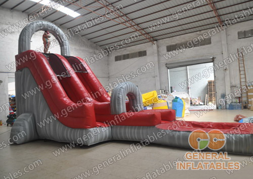 GWS-116 Sea horse water slide