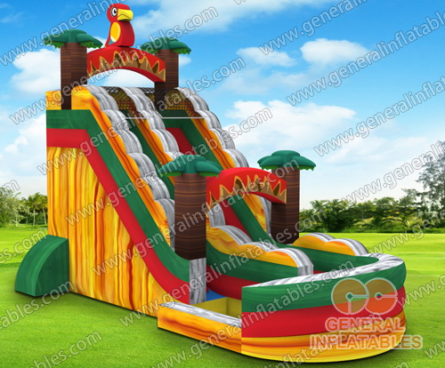 GWS-172 Water slide