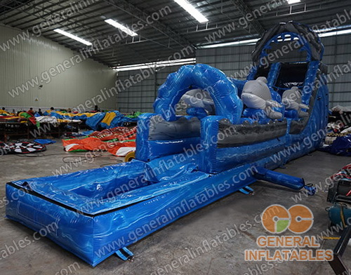 GWS-230 Dophin water slide