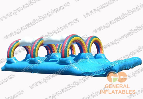 GWS-65 rainbow water game
