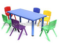 A-38 Child chair and table