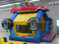 Monster Trunk Jumping House