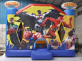 GB-271 Justice league bounce house