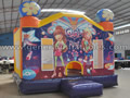 GB-278 Girl's thing bounce house