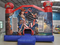 GB-281 pirate bounce house