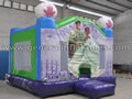 GB-282 Princess and frog bounce house