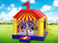 GB-30 Circus bounce house