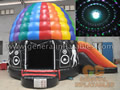 GB-346 Disco dome with slide