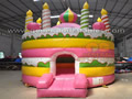 GB-350 Birthday cake bouncer