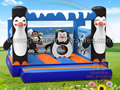 GB-392 Penguin bounce house