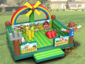 GB-393 Farm bouncy castle