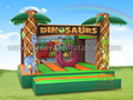 GB-405 Dinosaurs bounce house