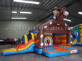 GB-416 Cowboy inflatable combo