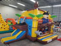 GB-418 Pirate inflatable combo