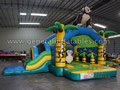 GB-419 Jungle inflatable combo
