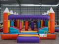 GC-154  Crayon bounce house