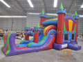 GC-157 Inflatable castle combo