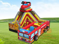 GF-109 Fire rescue funland