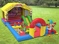 GF-112 Circus indoor playland with softplay