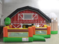 GF-58 Inflatable farm funland